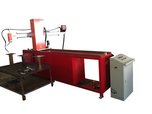 Large cantilever CNC welding machine